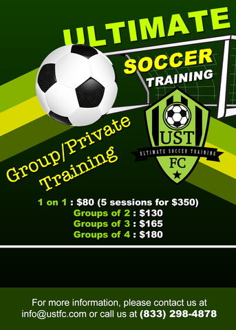 GROUP / PRIVATE TRAINING