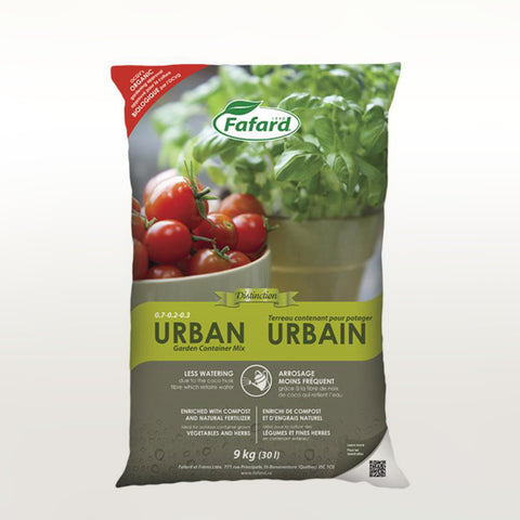 Urban Garden Container Mix