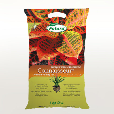 Connaisseur® Soil Mix for Indoor Plants