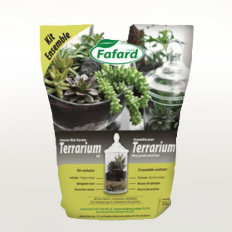 Fafard Terrarium Soil Kit