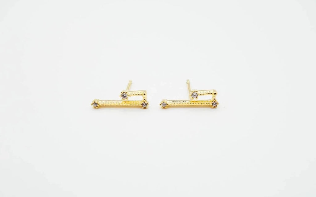 Aries Earrings Mar 21. - Apr 19.