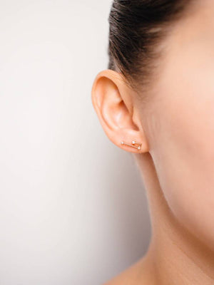 arion jewelry aries on ear earring