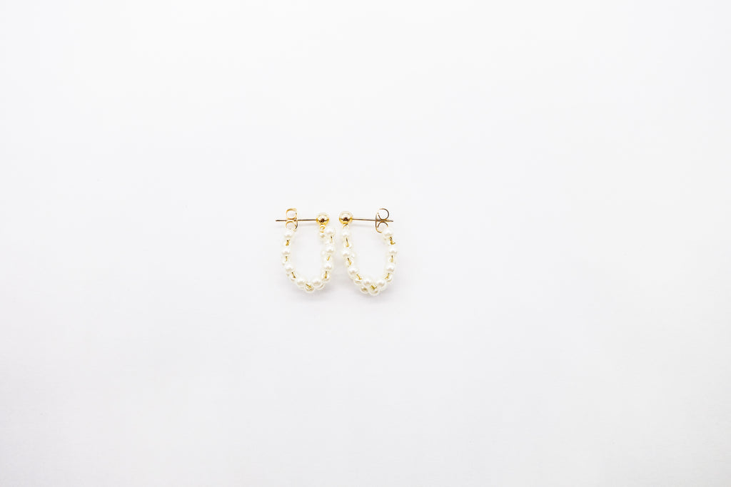 arion earring front to back