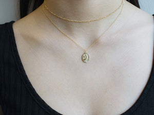 arion necklace stacking