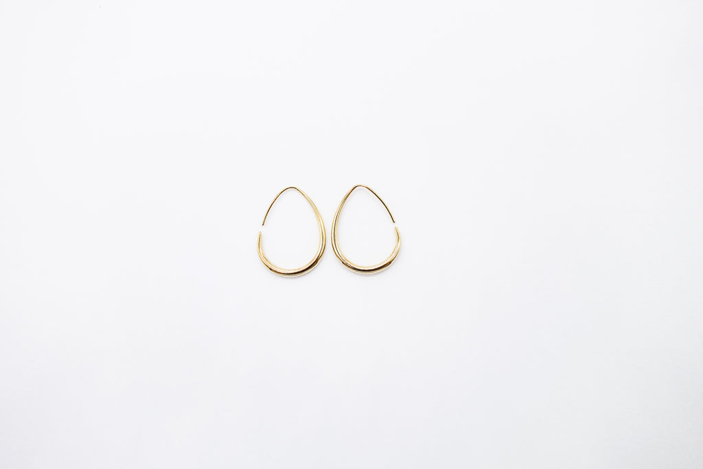 arion gold earring