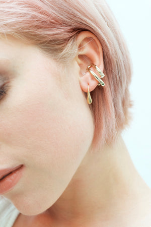 arion jewelry gold earrings