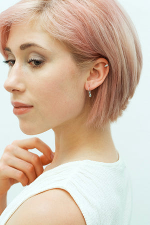 arion minimalistic earring