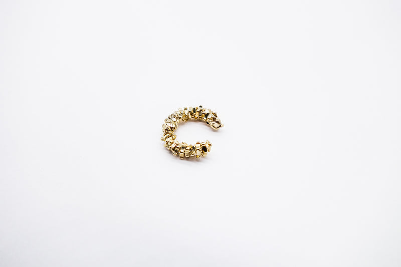arion gold ear cuff