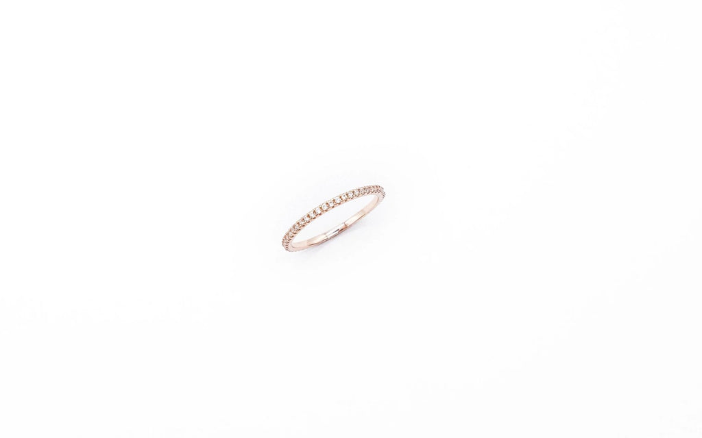 rosegold ring arion