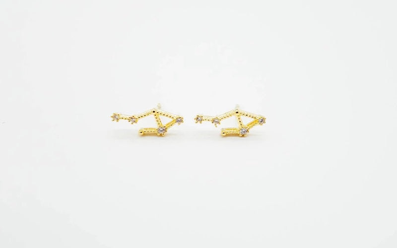 Libra Earrings Sept 23. - Oct 22.