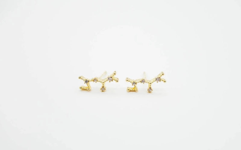 Sagittarius Earrings Nov 22. - Dec 21.