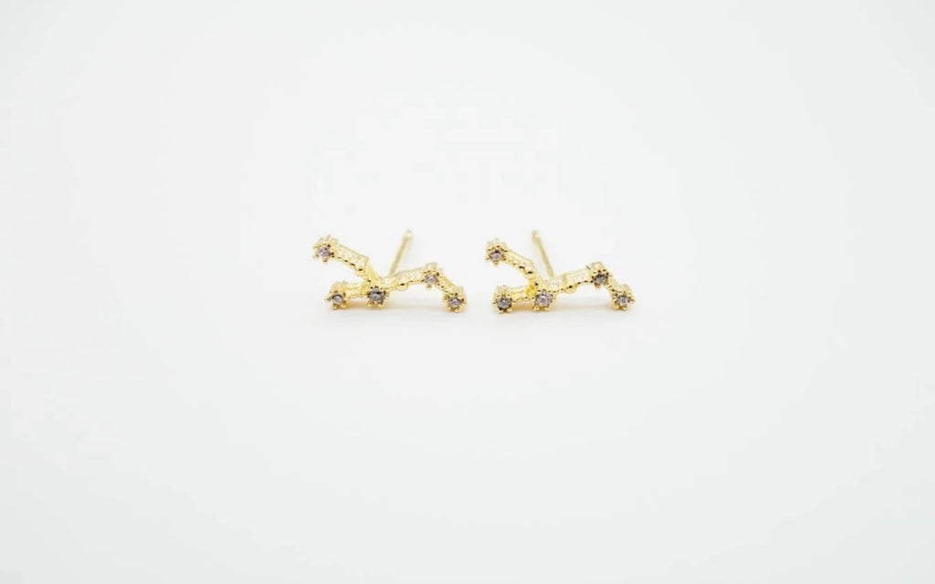 Virgo Earrings Aug 23. - Sept 22.