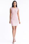 Gretchen Bateau Neck Dress - W142P062