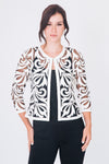 Metallic Mondrian Jacket - W2450501