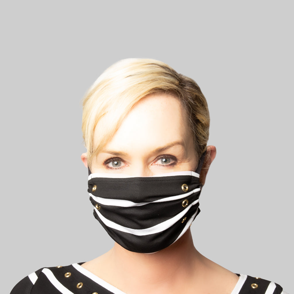 Grommet Stripe Mask Kit