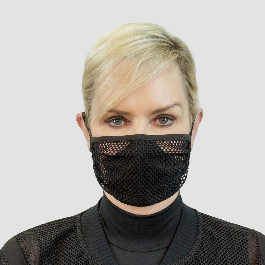 Sporty Reversible Face Mask Kit
