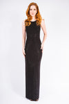 Chandelier Scoop Neck Gown - W1460914