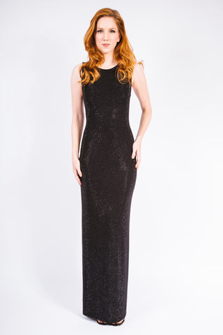Stardust Ribbon Gown - W1490819
