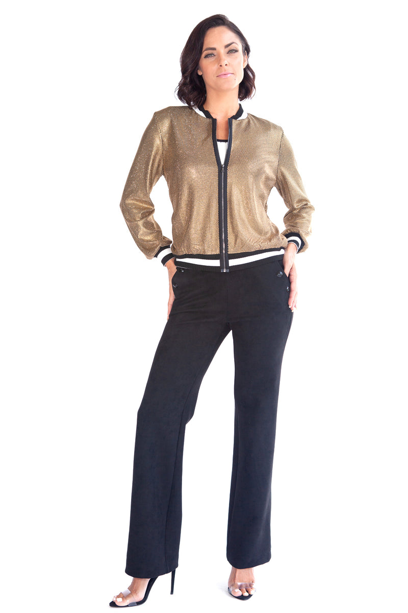 Pave Sporty Bomber - W2491016