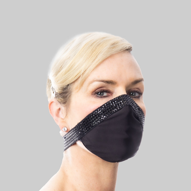 Marie Patent Mask Kit
