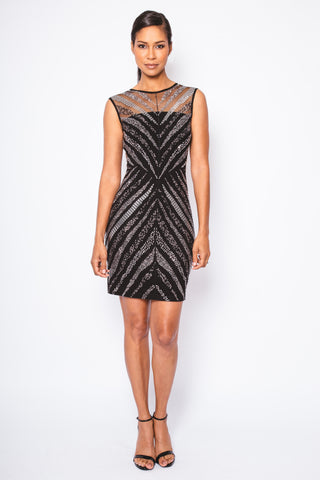 Pave Diamond Accent Dress - W1480304
