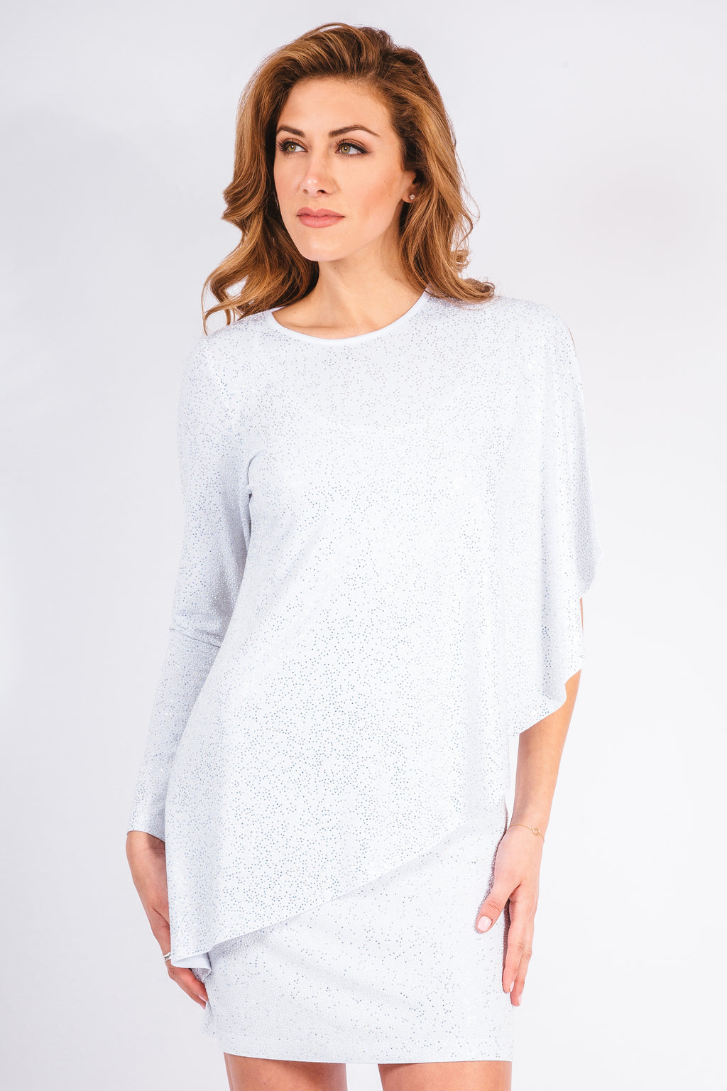 Crystal Asymmetrical Top - W5400309