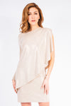 Pave Stingray Asymmetrical Top - W5450402