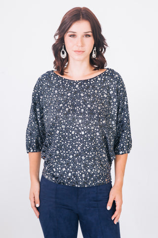 Pave Hibiscus EZ Wear Top - W5450412