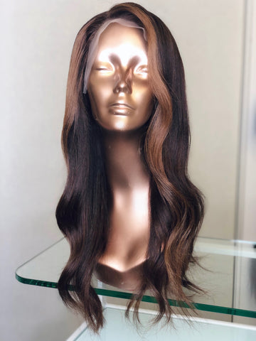 "Tasha 24"" Frontal Strength Crown"