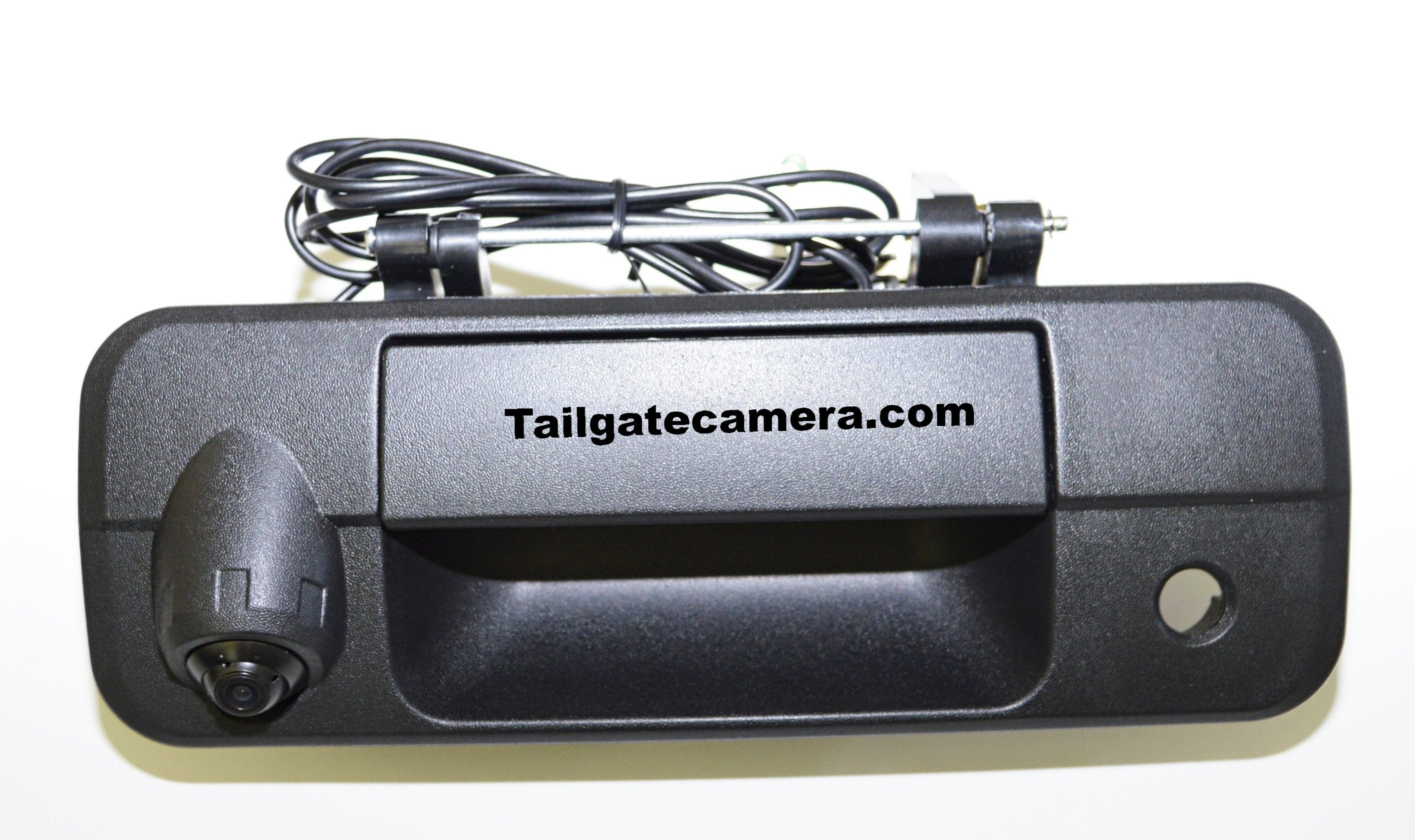 2007-2013 TOYOTA TUNDRA TAILGATE HANDLE WITH ADJUSTABLE BACKUP CAMERA