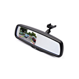 REARVIEW MIRROR BACKUP MONITOR DISPLAY W/CAMERA KIT