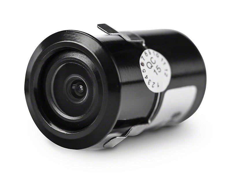 Ultra small flush mount cmos camera