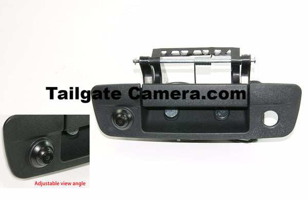 2009 2018 Dodge Ram Adjustable Tailgate Handle Rear View