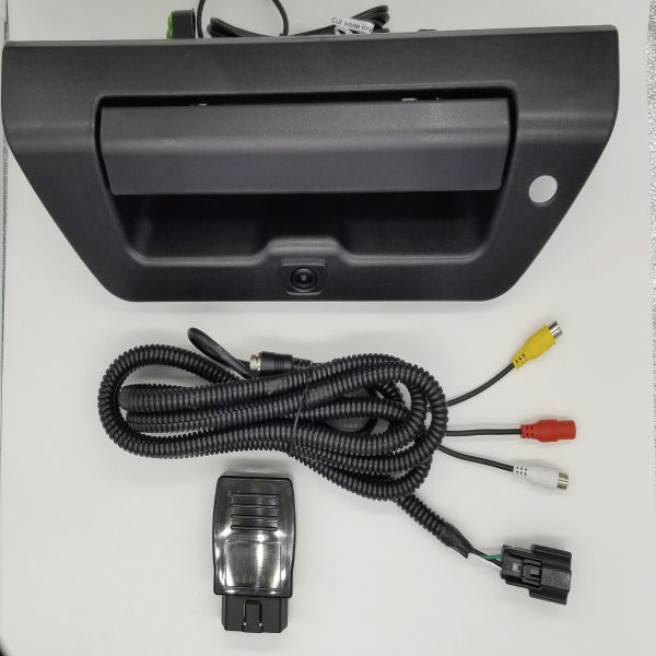 2015-2019 FORD F150 BACK UP CAMERA KIT **DIY**
