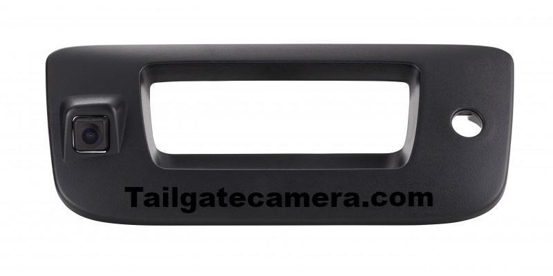 BACK UP CAMERA FOR GMC SIERRA CHEVY SILVERADO (2007-13) OE Fit Tailgate HD Night Vision with Parking Guidance Line