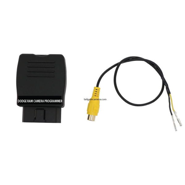OBD Flasher for Dodge Ram Tailgate Camera
