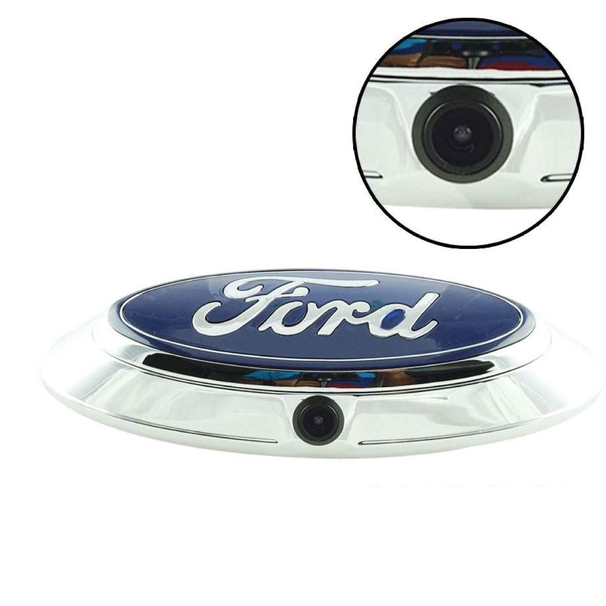Ford Emblem Camera For Ford Front Grille