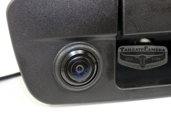 Dodge Ram Tailgate Backup Camera Handle 1500 2500
