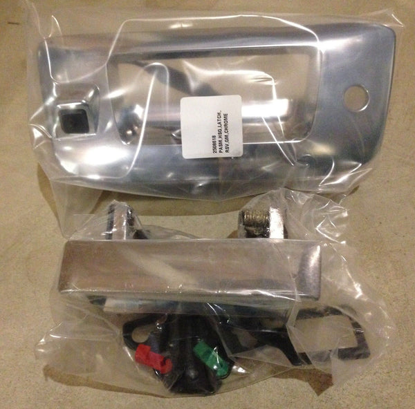 2007 13 Chevy Silverado Gmc Sierra Chrome Tailgate Handle