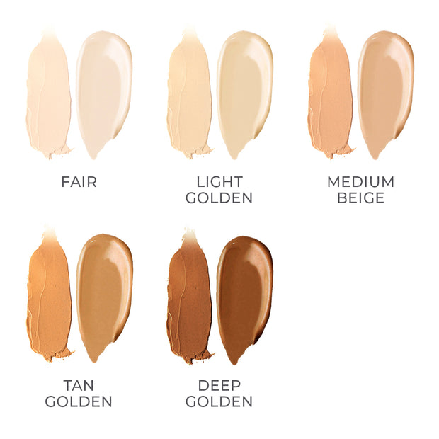 SMOOTH® Crème Concealer & Foundation Duo