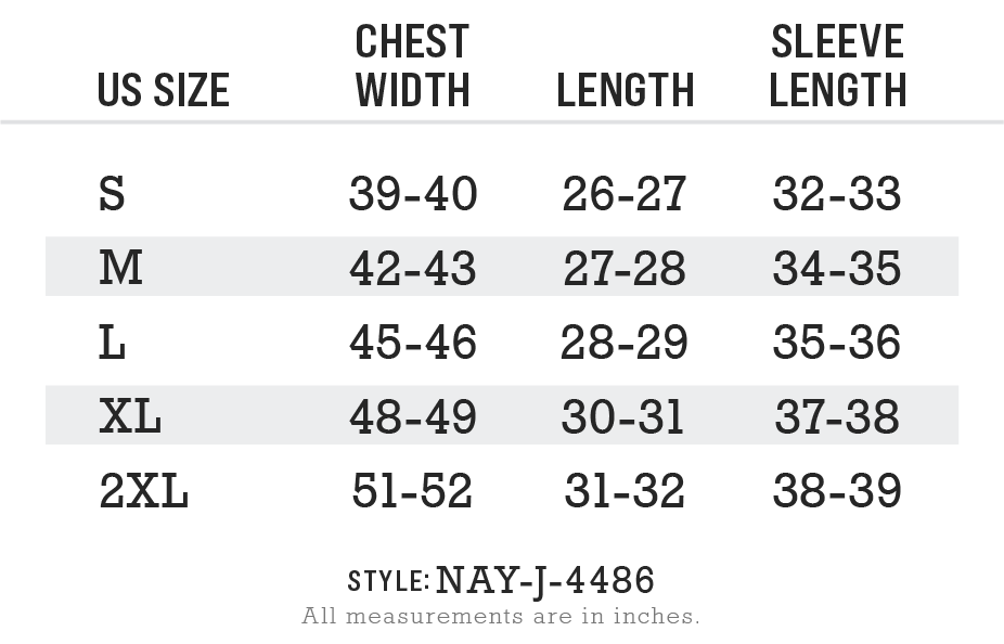 Men's Ridiculously Soft Sueded Fleece Varsity Block Hoodie Size Chart