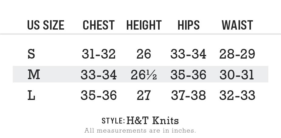 HAT-30159W - Women's Soft Brushed Knit Button Down Oversized Jacket Size Chart