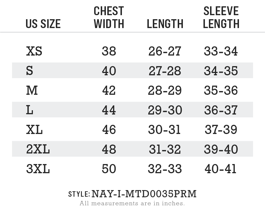 Men's Ridiculously Soft Tie Dye Pullover Sweatshirt Size Chart