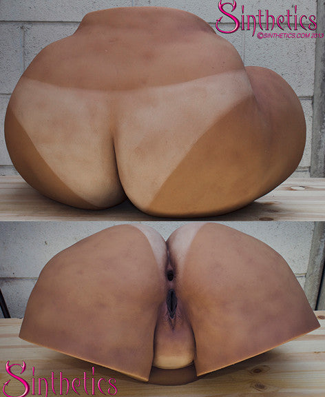 Lotta Torso - Sinthetics - Artfully Hand Crafted Silicone Items!