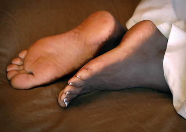 Two-Toned Feet - Sinthetics - Artfully Hand Crafted Silicone Items! - 6