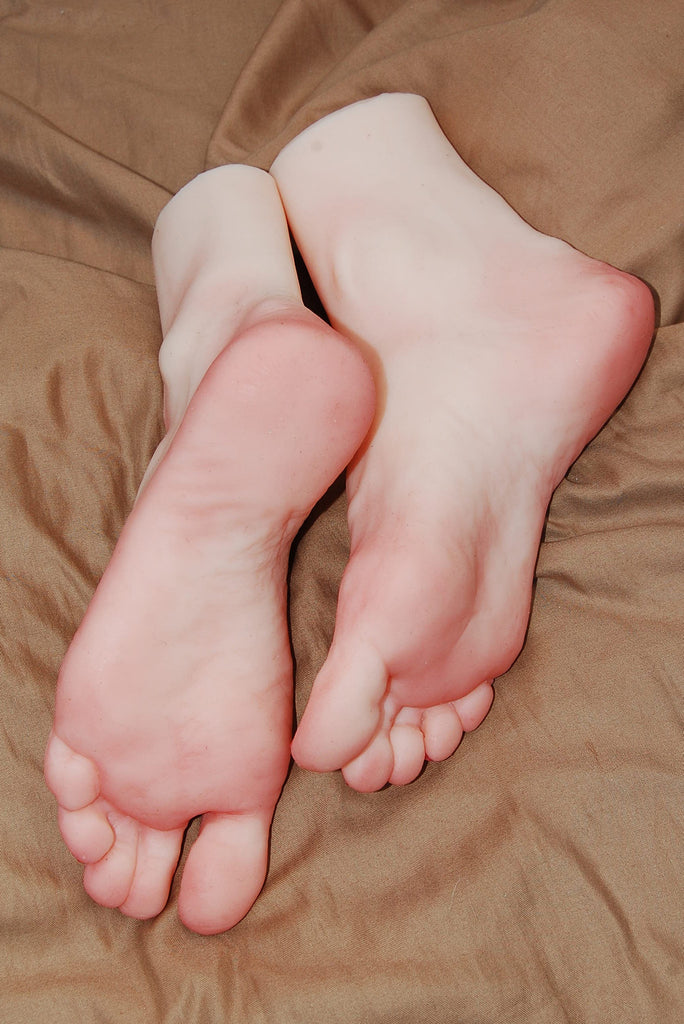 Two-Toned Feet - Sinthetics - Artfully Hand Crafted Silicone Items! - 2
