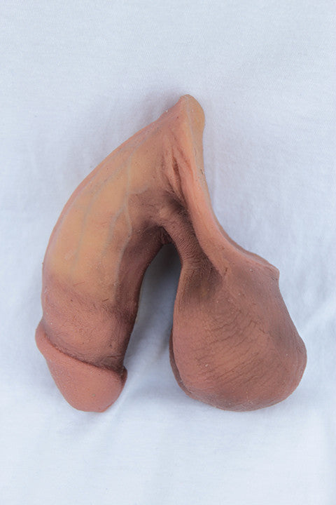 Circumcised Packer - Sinthetics - Artfully Hand Crafted Silicone Items! - 1