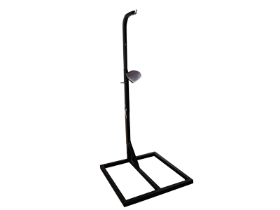 Manikin Stand with wheels