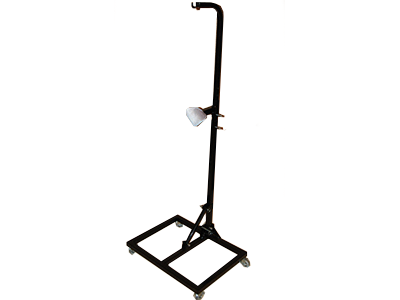 Manikin Stand without wheels