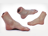 Feet Styles - Sinthetics - Artfully Hand Crafted Silicone Items! - 1
